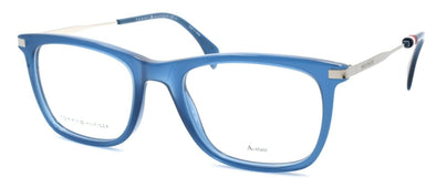 TOMMY HILFIGER TH 1472 PJP Men's Eyeglasses Frames 51-20-145 Blue + CASE