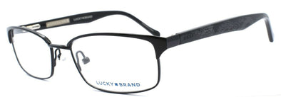 LUCKY BRAND Stephen Kids Boys Eyeglasses Frames 48-17-130 Black + CASE
