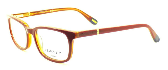 GANT GA4069 069 Women's Eyeglasses Frames 50-16-135 Shiny Bordeaux + CASE