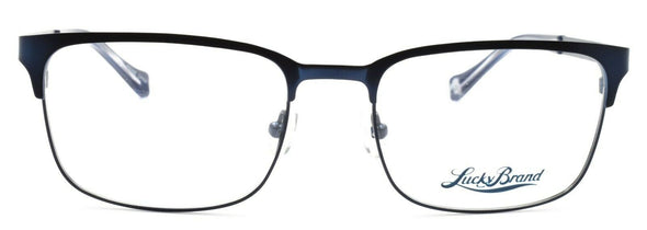 LUCKY BRAND D501 Men's Eyeglasses Frames 53-18-135 Blue + CASE