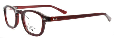 CONVERSE In Focus Eyeglasses Frames SMALL 45-22-145 Burgundy + CASE