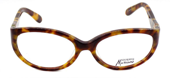 GUESS by Marciano GM184 HNY Women's Eyeglasses Frames 53-16-135 Honey Brown