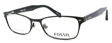 Fossil FOS 7001 807 Women's Eyeglasses Frames 51-16-140 Black + CASE