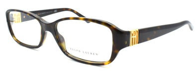 Ralph Lauren RL6085 5003 Women's Eyeglasses Frames 54-16-135 Dark Havana Brown