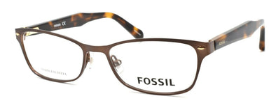 Fossil FOS 7001 09Q Women's Eyeglasses Frames 51-16-140 Brown + CASE