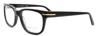 GANT GA4058 001 Women's Eyeglasses Frames 52-18-140 Shiny Black + CASE