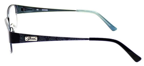 GUESS GU2330 BL Women's Eyeglasses Frames 51-17-135 Blue / Green + CASE