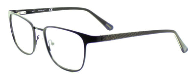 GANT GA3163 002 Men's Eyeglasses Frames 51-19-140 Matte Black + CASE