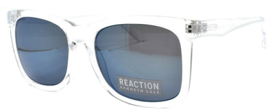 Kenneth Cole Reaction KC1324 26X Men's Sunglasses 56-18-140 Clear / Mirrored