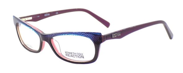 Kenneth Cole REACTION KC746 083 Women's Eyeglasses Frames 53-15-135 Violet +CASE