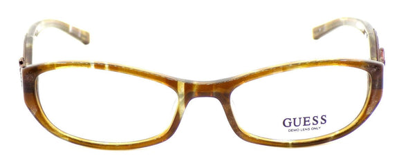 GUESS GU2245 BRN Women's Eyeglasses Frames 52-17-135 Brown + CASE