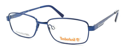 TIMBERLAND TB5064 091 Eyeglasses Frames SMALL 49-15-135 Blue + CASE