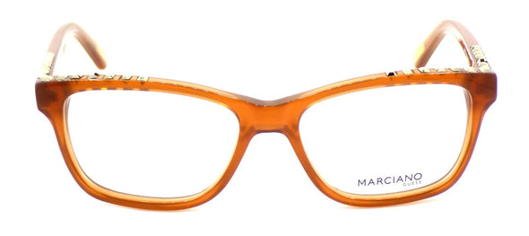 GUESS by Marciano GM0283 050 Women's Eyeglasses Frames 53-16-135 Brown + Case