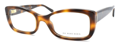 Burberry B 2130 3316 Women's Eyeglasses Frames 51-18-135 Brown Tortoise ITALY