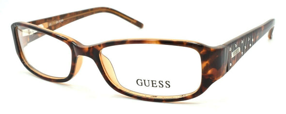 GUESS GU1564 TO Women's Eyeglasses Frames 52-16-135 Tortoise w/ Crystals + CASE