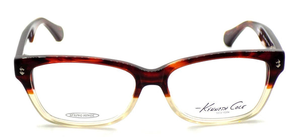 Kenneth Cole NY KC198 047 Women's Eyeglasses Frames 53-14-135 Brown + CASE