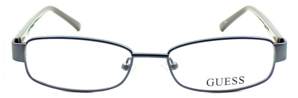 GUESS GU9127 BL Women's Eyeglasses Frames SMALL 49-16-130 Blue + CASE