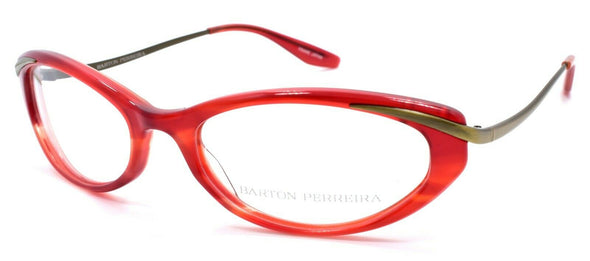Barton Perreira Sweet Nadine Women's Glasses Frames 53-18-133 Scarlet Red