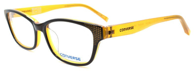 CONVERSE Q011 UF Women's Eyeglasses Frames 50-16-140 Brown + CASE