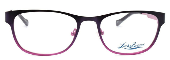 LUCKY BRAND Pacific Women's Eyeglasses Frames 51-18-140 Purple Gradient + CASE
