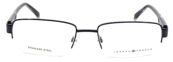 JOSEPH ABBOUD JA4030 414 Men's Eyeglasses Frames LARGE 53-18-145 Navy Blue