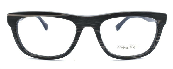 Calvin Klein CK5886 278 Men's Eyeglasses Frames 54-19-140 Blue Wood