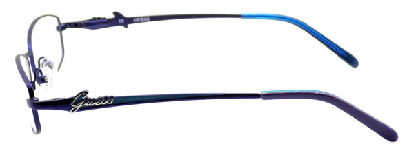 GUESS GU2284 BL Women's Eyeglasses Frames 51-16-135 Blue + CASE