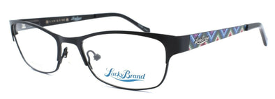 LUCKY BRAND Wiggle Kids Girls Eyeglasses Frames 49-17-130 Black + CASE