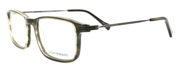 LUCKY BRAND D402 Men's Eyeglasses Frames 51-18-140 Olive + CASE