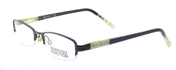 Kenneth Cole REACTION KC708 001 Women's Eyeglasses Frames 50-18-135 Black + CASE