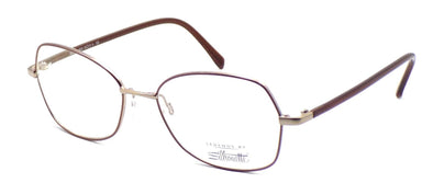 SILHOUETTE Legends 3506 6053 Rx Eyeglasses Frames 53-17-125 Brown AUSTRIA