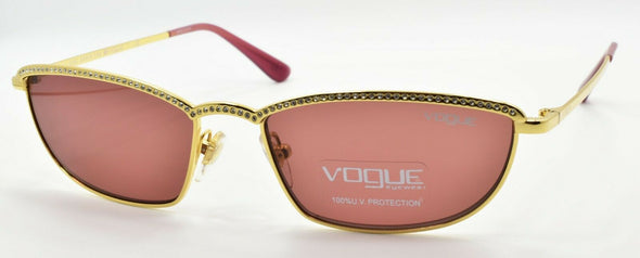 Vogue x Gigi Hadid VO4139SB 280/69 Women's Sunglasses Gold / Violet