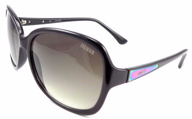 GUESS GU7345 BLK-35 Women's Sunglasses 61-17-135 Black Frame / Brown Gradient