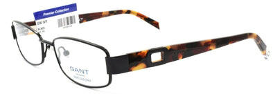 GANT GW IVY SBLK Women's Eyeglasses Frames 52-16-135 Satin Black + CASE