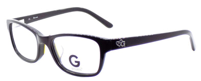 G by Guess GGA105 BLK Women's ASIAN FIT Eyeglasses Frames 52-18-135 Black + CASE