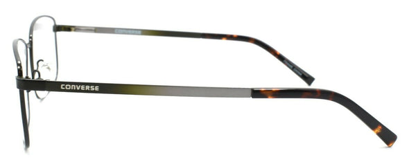 CONVERSE G201 Men's Eyeglasses Frames 56-17-140 Black + CASE