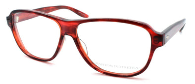 Barton Perreira Newmar PIN Unisex Eyeglasses 57-13-138 Pinot Dark Red JAPAN