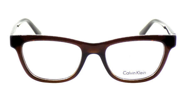 Calvin Klein CK5908 201 Women's Eyeglasses Frames Brown 51-18-140 + CASE