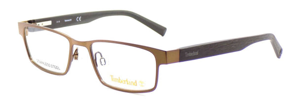 TIMBERLAND TB5056 049 Eyeglasses Frames SMALL 49-17-130 Brown + CASE