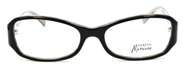 GUESS by Marciano GM142 BLK Women's Eyeglasses Frames 53-17-135 Black + Case
