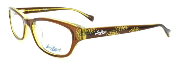 LUCKY BRAND Swirl Women's Eyeglasses Frames 53-17-135 Brown + CASE