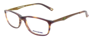 SKECHERS SK 3128 MBRN Men's Eyeglasses Frames 55-16-145 Matte Brown + CASE