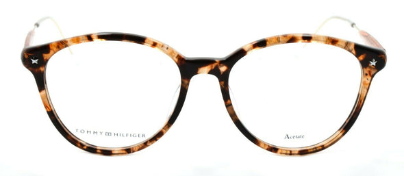 TOMMY HILFIGER TH 1634 086 Women's Eyeglasses Frames 49-16-140 Dark Havana