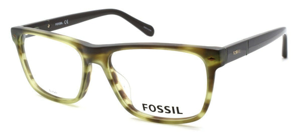Fossil FOS 6087 0D1 Men's Eyeglasses Frames 53-16-140 Striated Brown + CASE