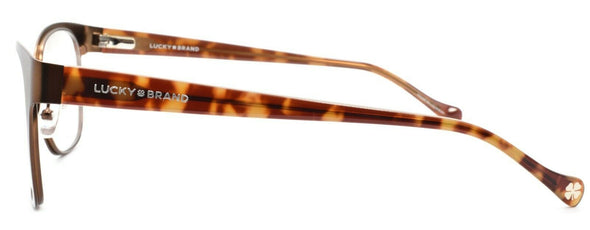 LUCKY BRAND D106 Women's Eyeglasses Frames 49-20-140 Brown + CASE
