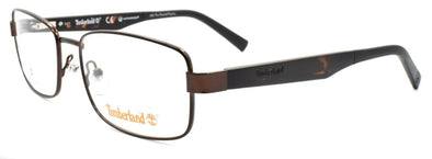 TIMBERLAND TB1577 049 Men's Eyeglasses Frames 54-17-140 Matte Dark Brown + CASE
