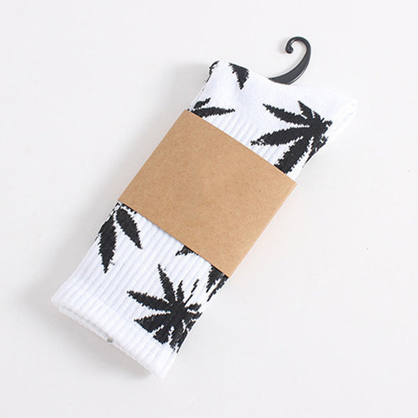 Unisex High Quality Weed Leaf Socks