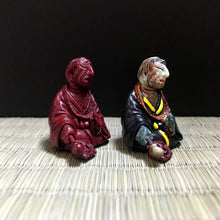 Load image into Gallery viewer, aobōzu netsuke (unpainted)