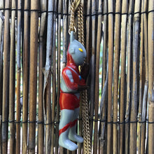Load image into Gallery viewer, ultraman sofubi necklace