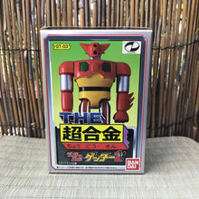 Load image into Gallery viewer, getter robo getter 1 chogokin diecast